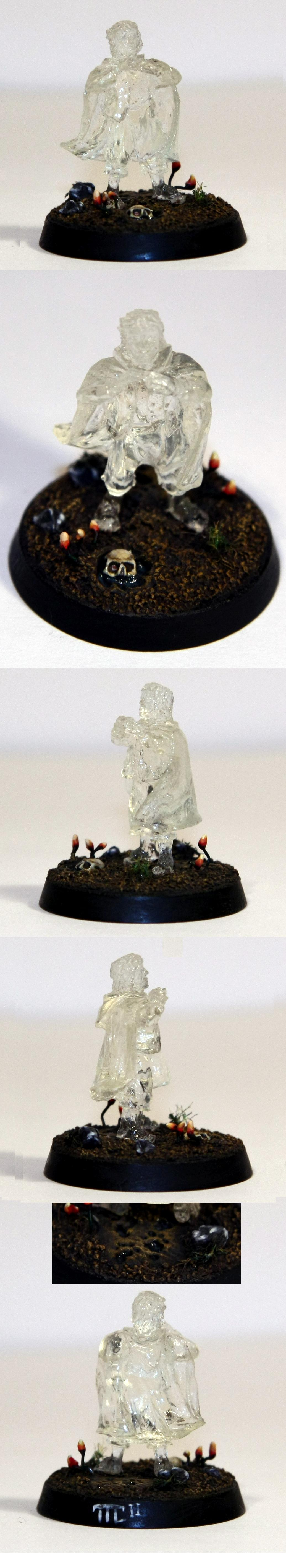Frodo, Invisible, Invisible Frodo, Limited Edition, Lord Of The Rings, Pr27