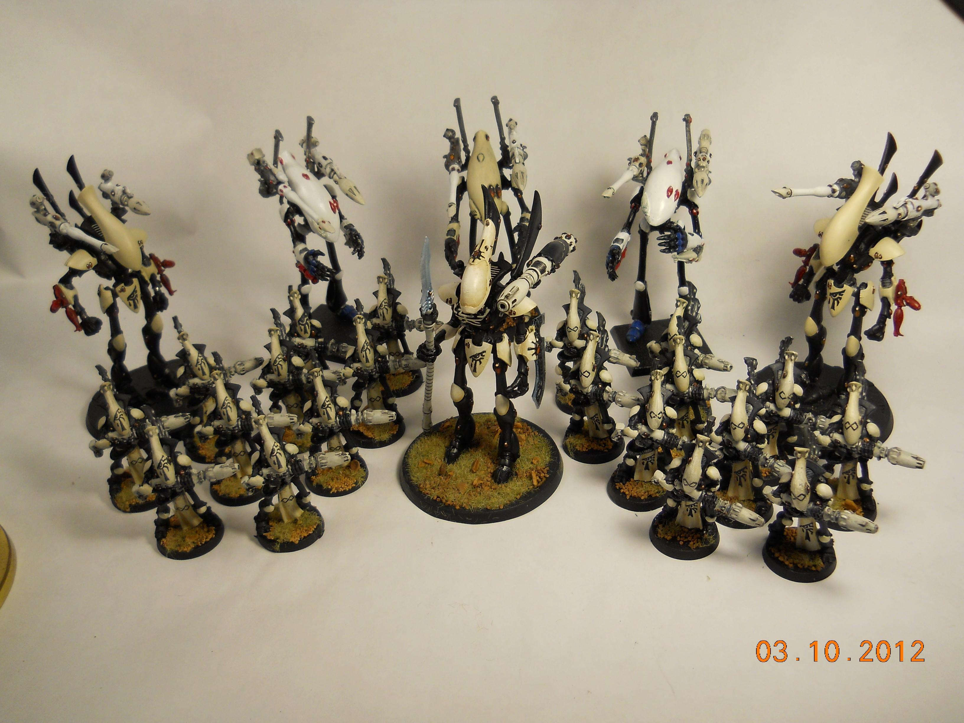 Eldar, Ulthwe, Wraithguard, Wraithlord, Wraithseer