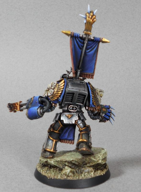 Astral Claws, Chapter Master, Huron, Warhammer 40,000