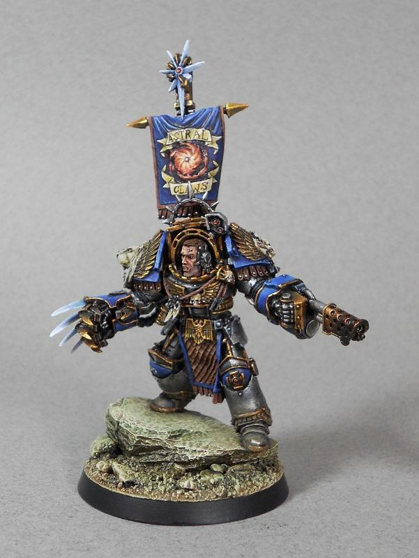 Astral Claws, Chapter Master, Forg, Forge World, Space, Space Marines, Warhammer 40,000, World
