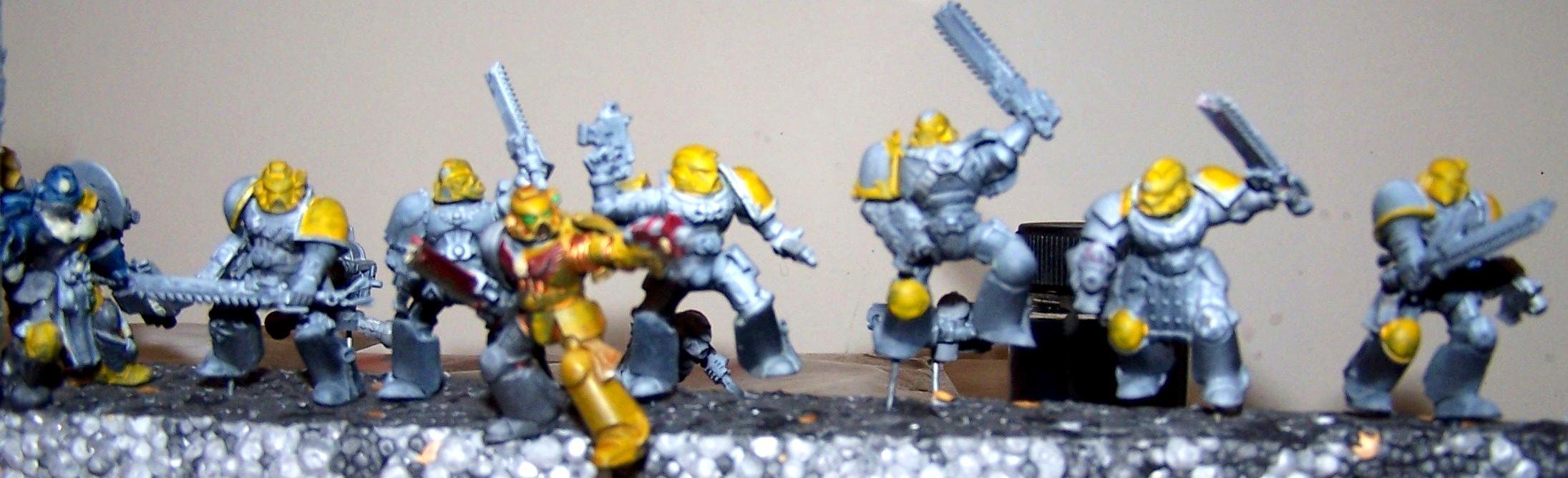 Silvermk2, True Scale, Warp Dragons, Work In Progress