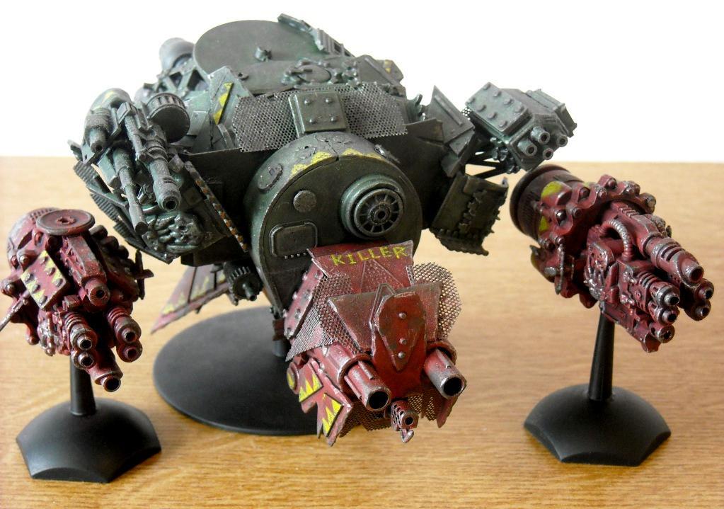 Battlefleet Gothic, Juggamork n friendz