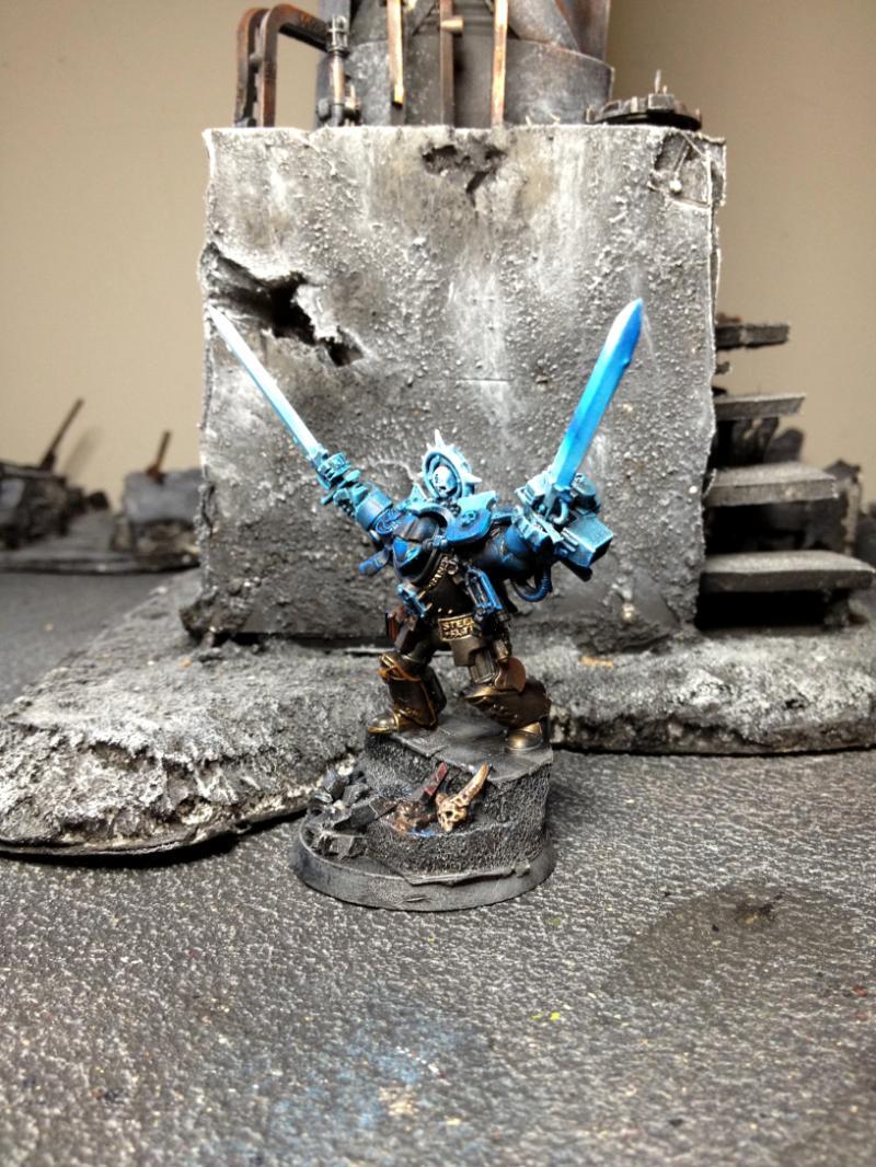 Grey Knights, Paladin, Terminator Armor