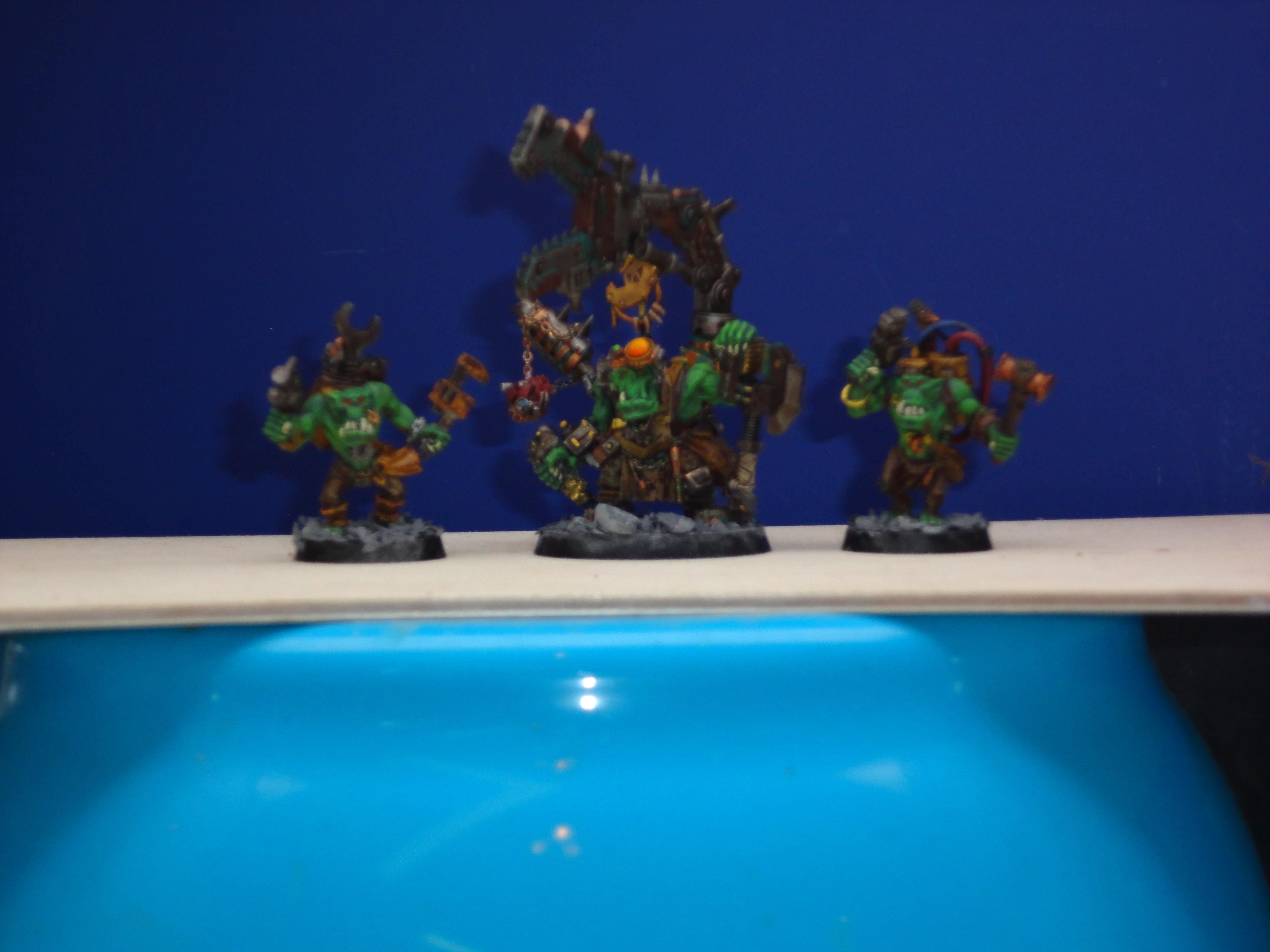 Blurred Photo, Orks