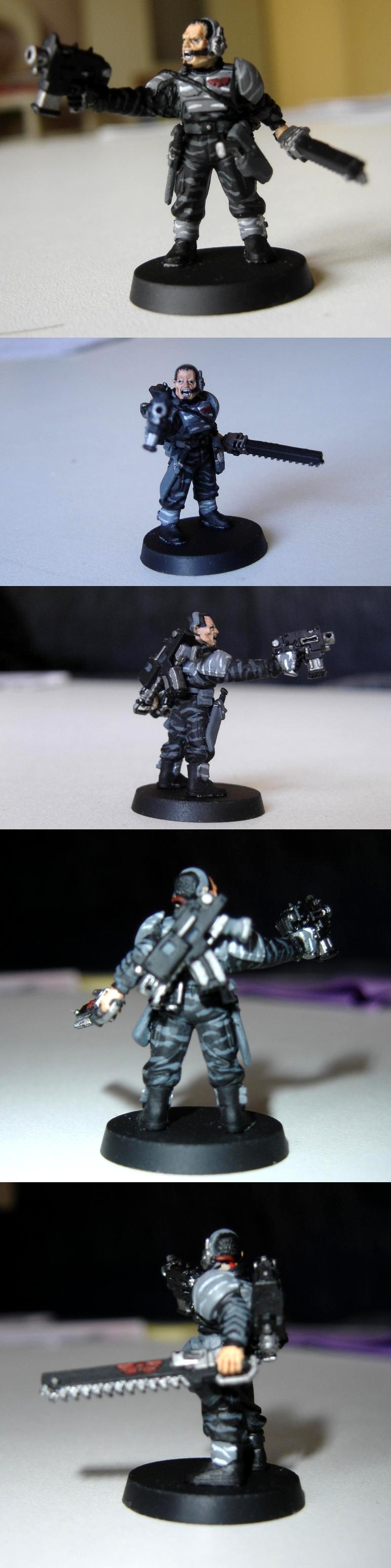 Cadians, Character, Imperial Guard, Marbo