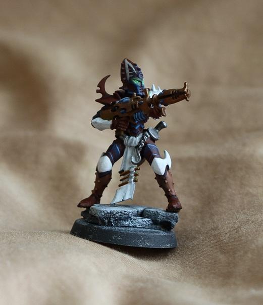 Dark Eldar, De Blaster, Eldar, Evil, Lance, Meltagun, White