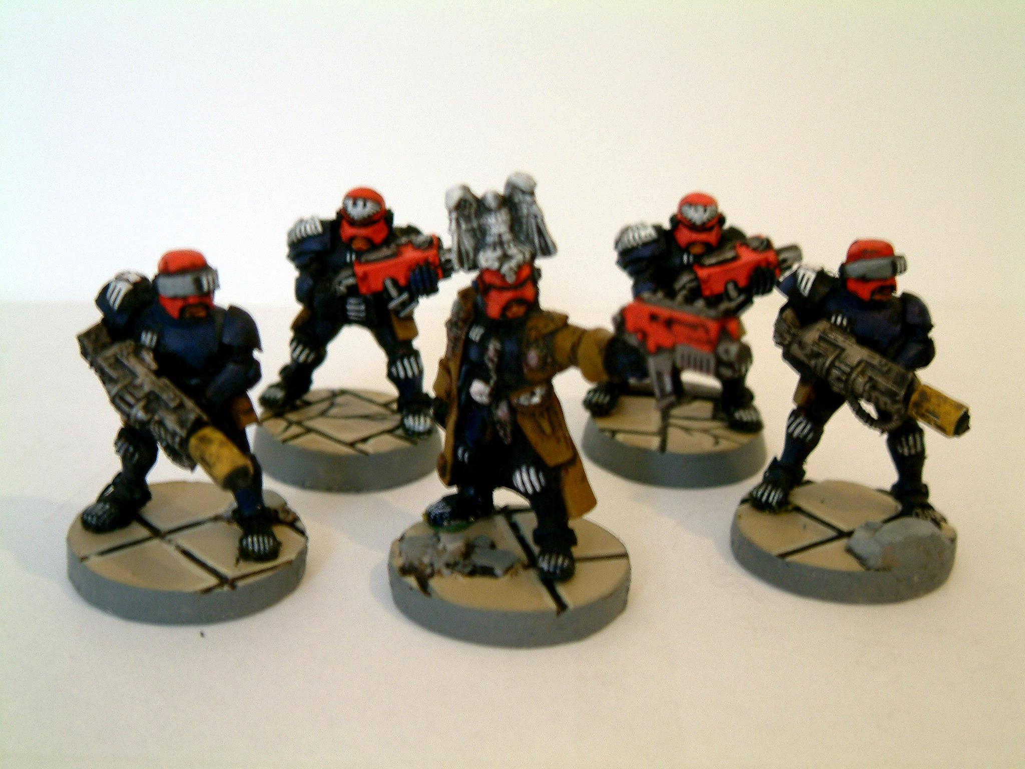 Imperial Guard, Storm Troopers
