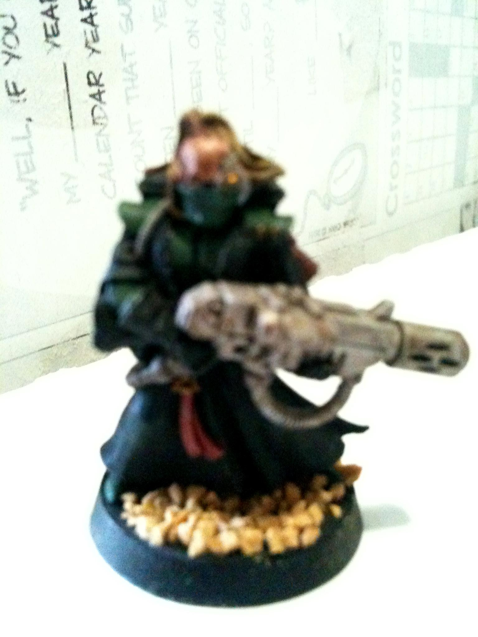 Space Pirate with Melta