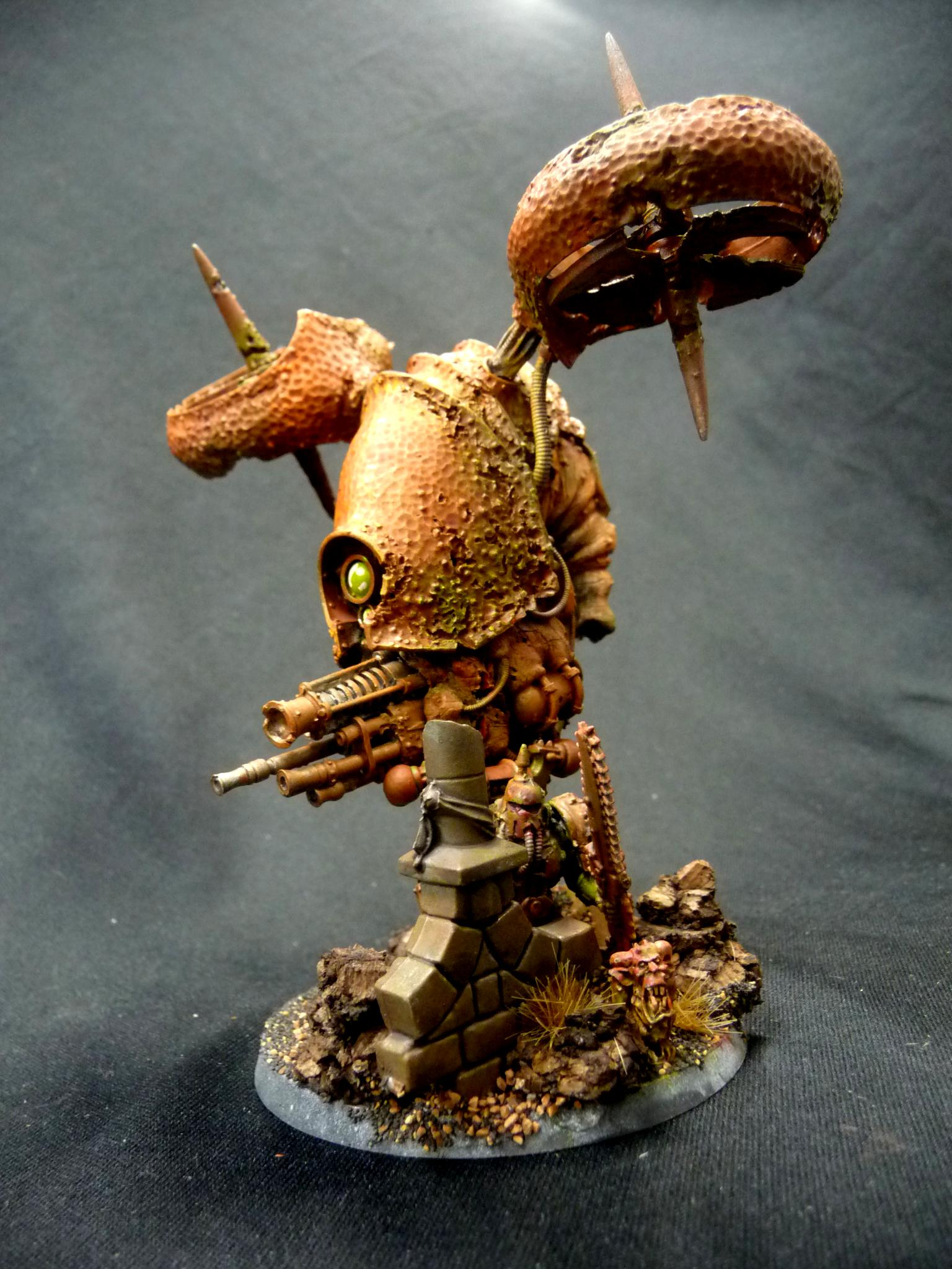 Blight Drone, Chaos, Death Guard, Forge World, Nurgle, Warhammer 40,000