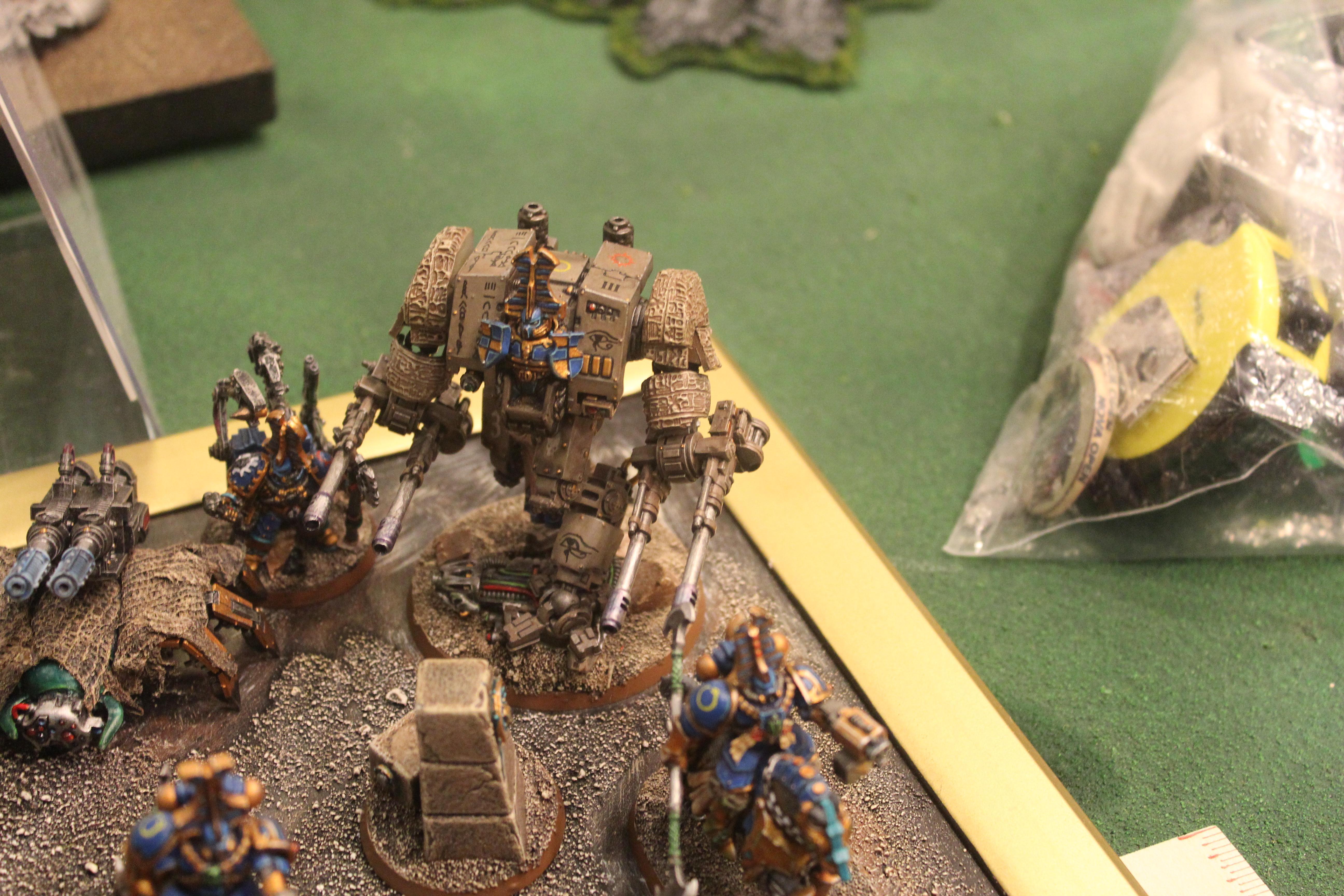 Svdm Gt 2012 40k Armies Pic 072 Daemon's dread