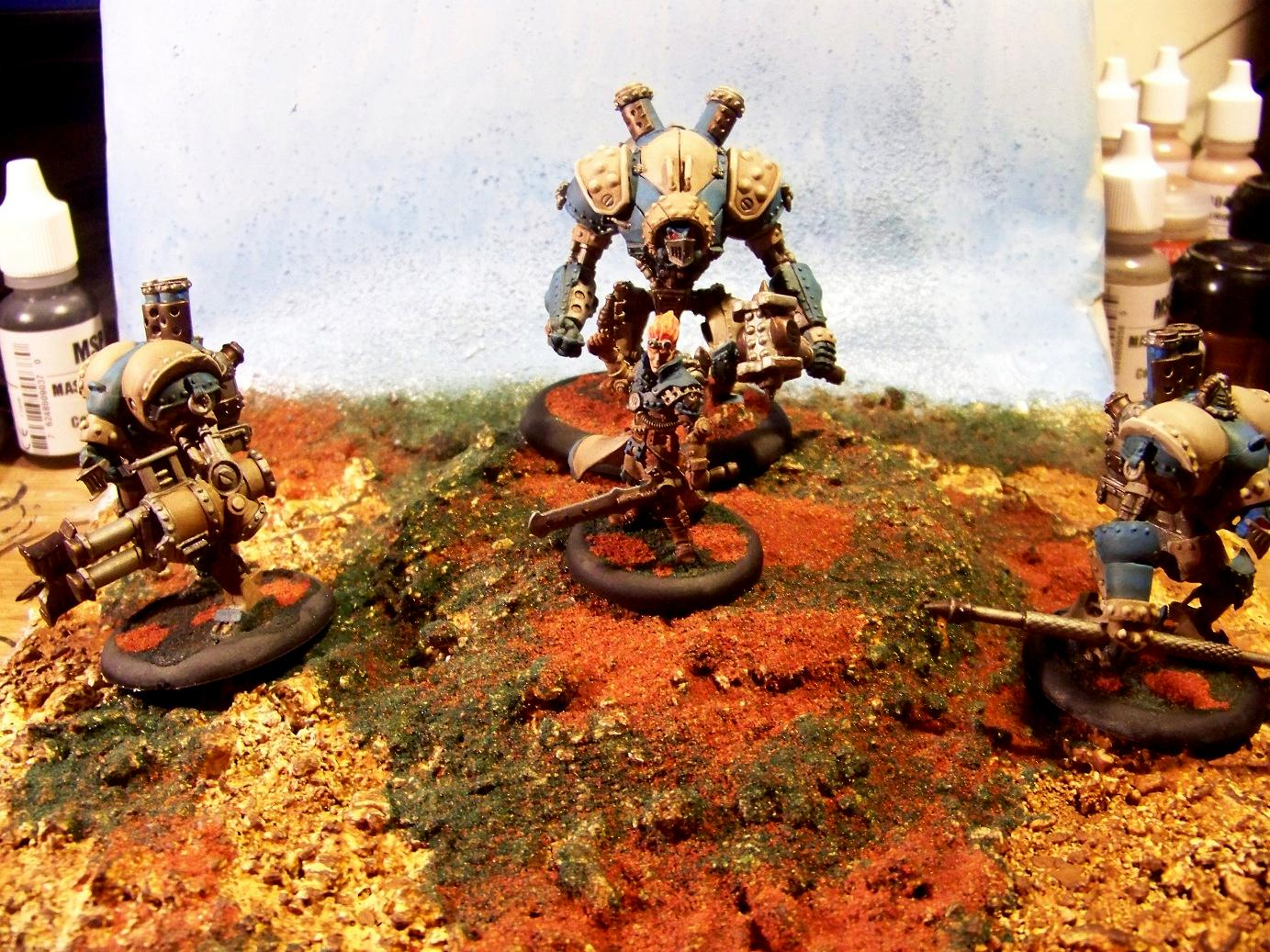 Battlebox, Cygnar, Heavy Jack, Light Jack, Privateer Press, Stryker, Warjack