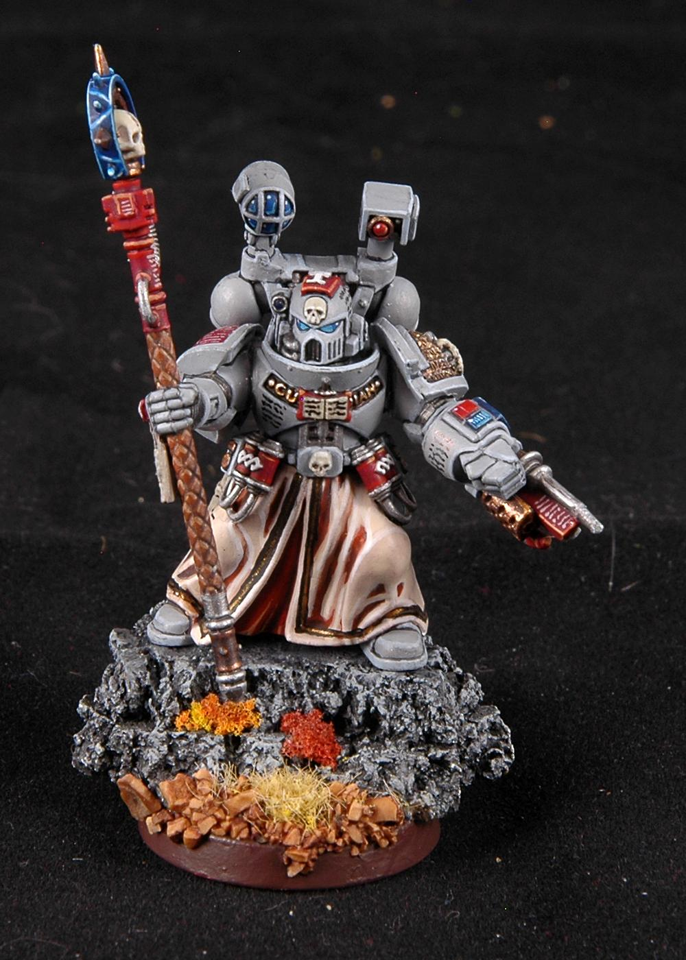 Apothecary, Gms, Grey Knights, Knightley, Space Marines, Warhammer 40,000