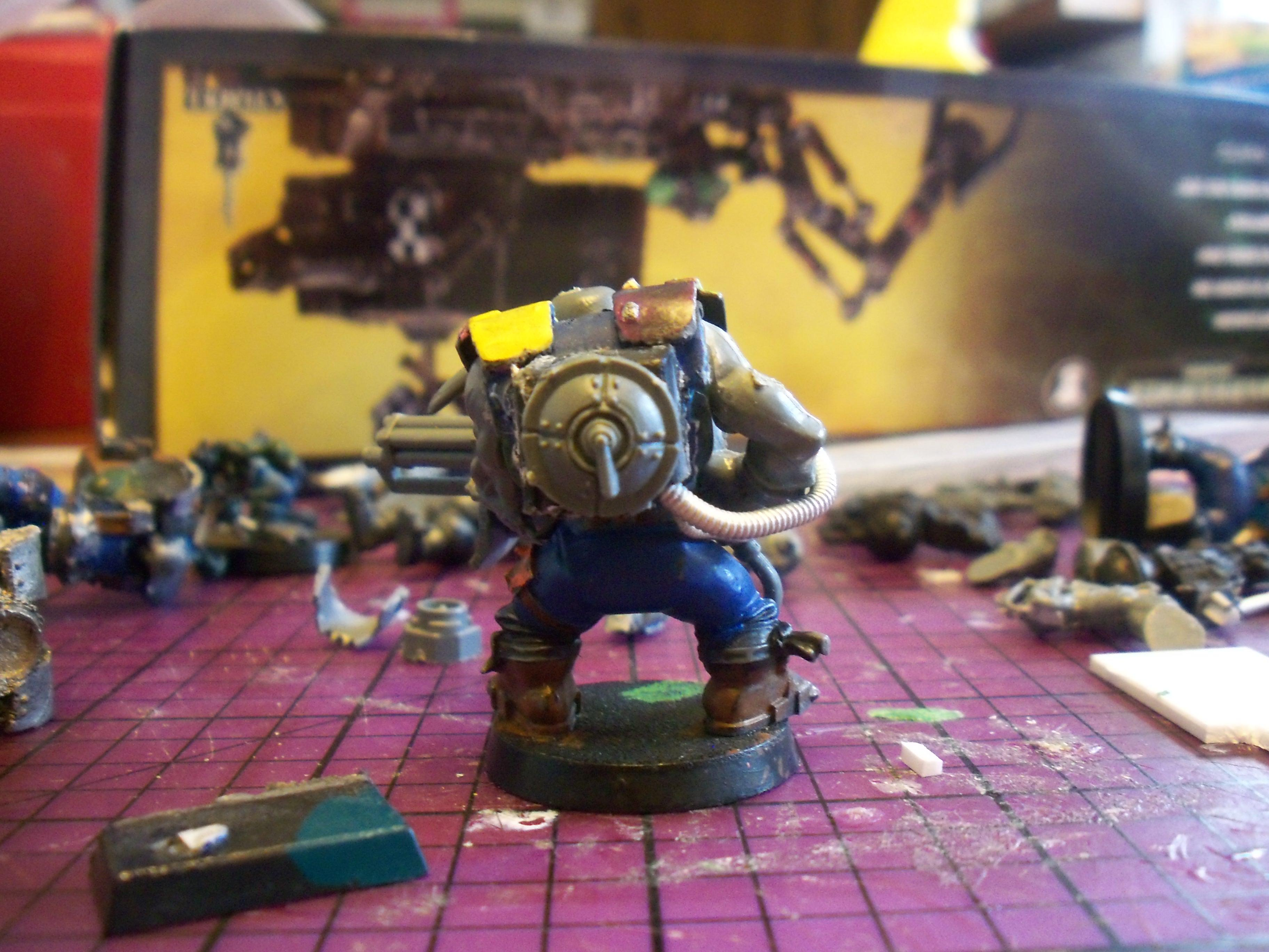 Orks, Flash git conversion power pack