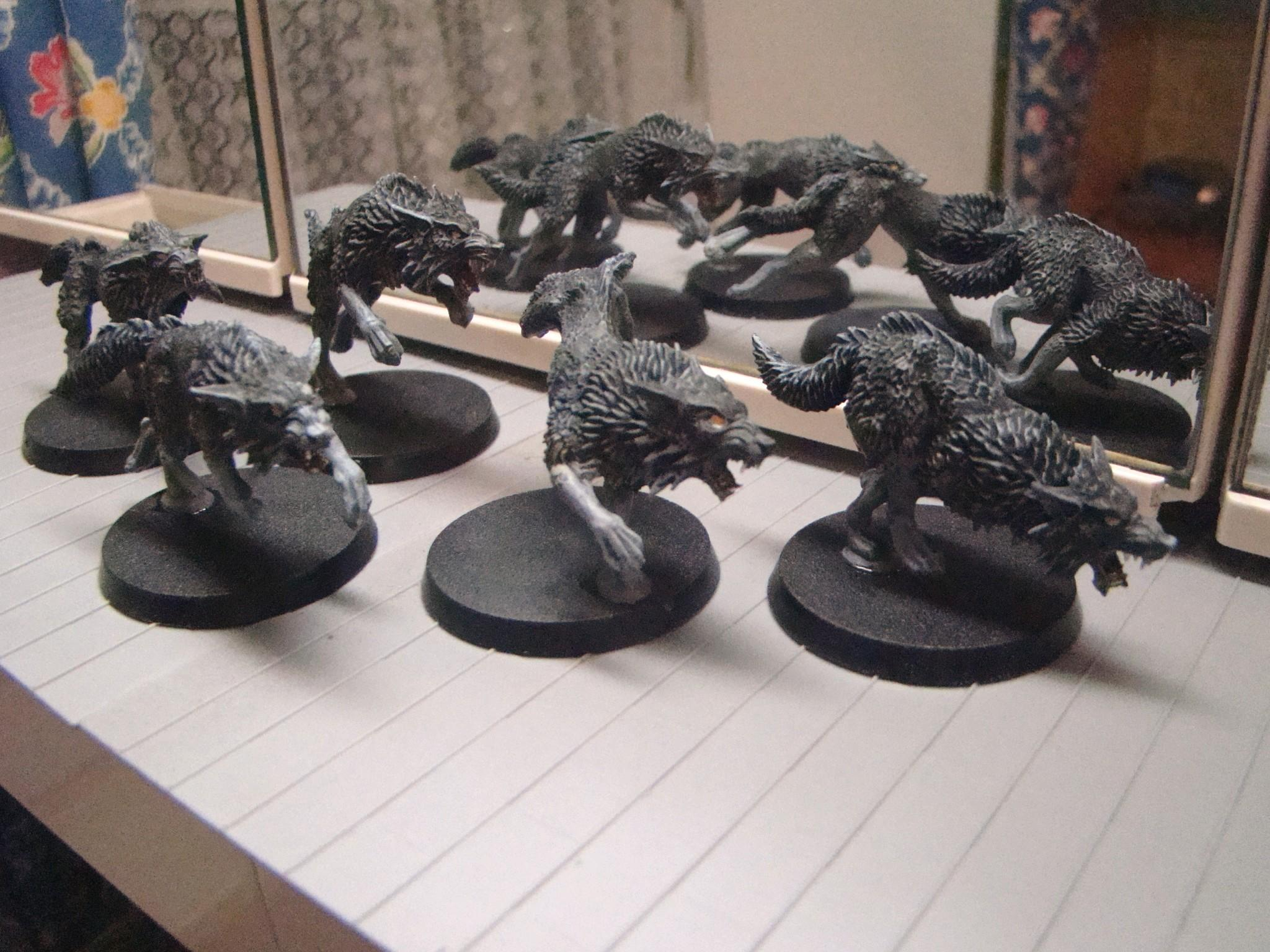 Sw, Warhammer 40,000, Wolves