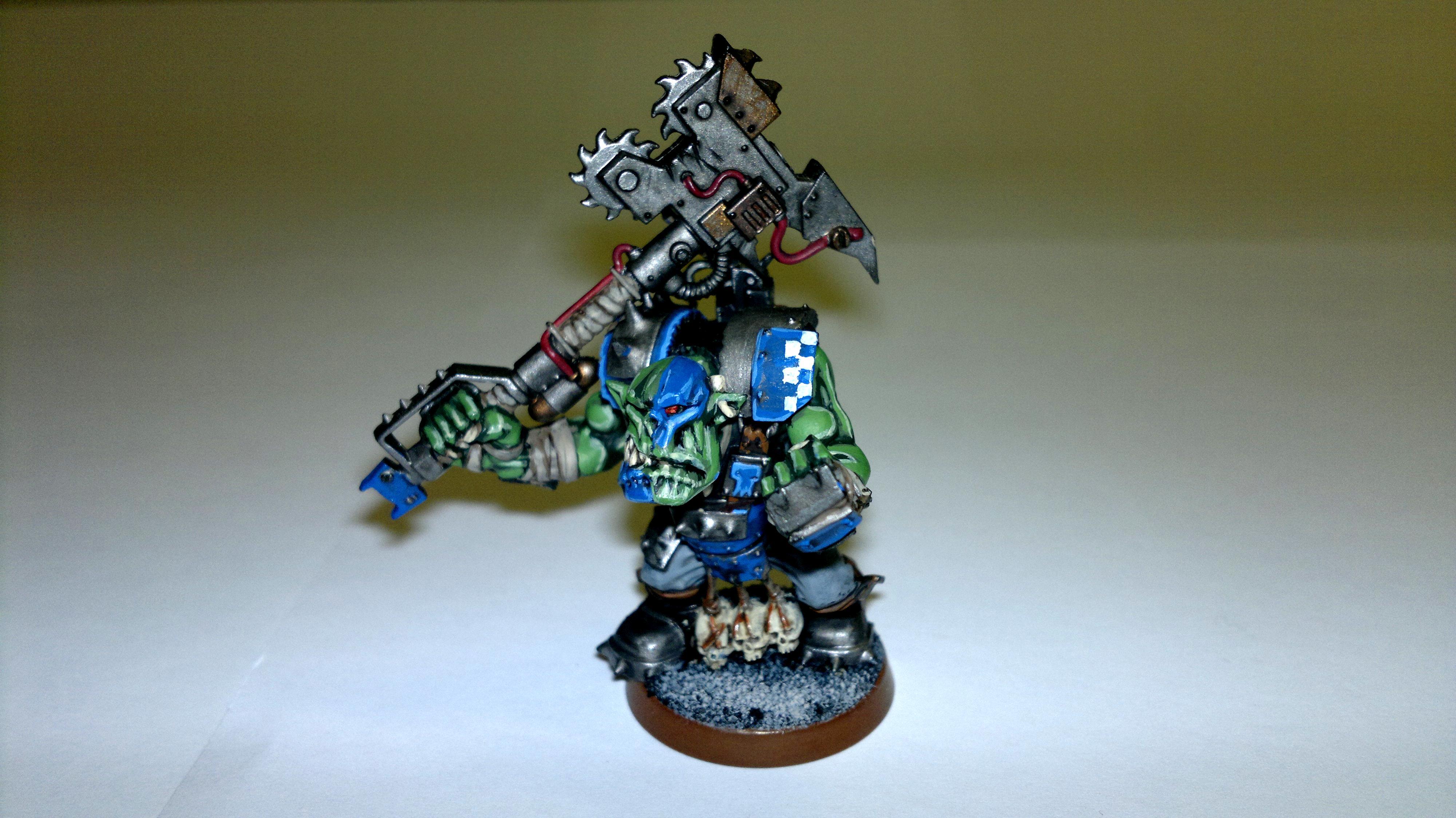 Death Skullz, Nob, Orks, Warhammer 40,000