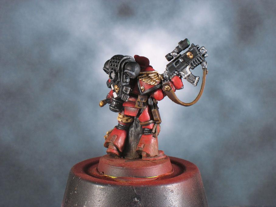 Exorcists, Space Marines