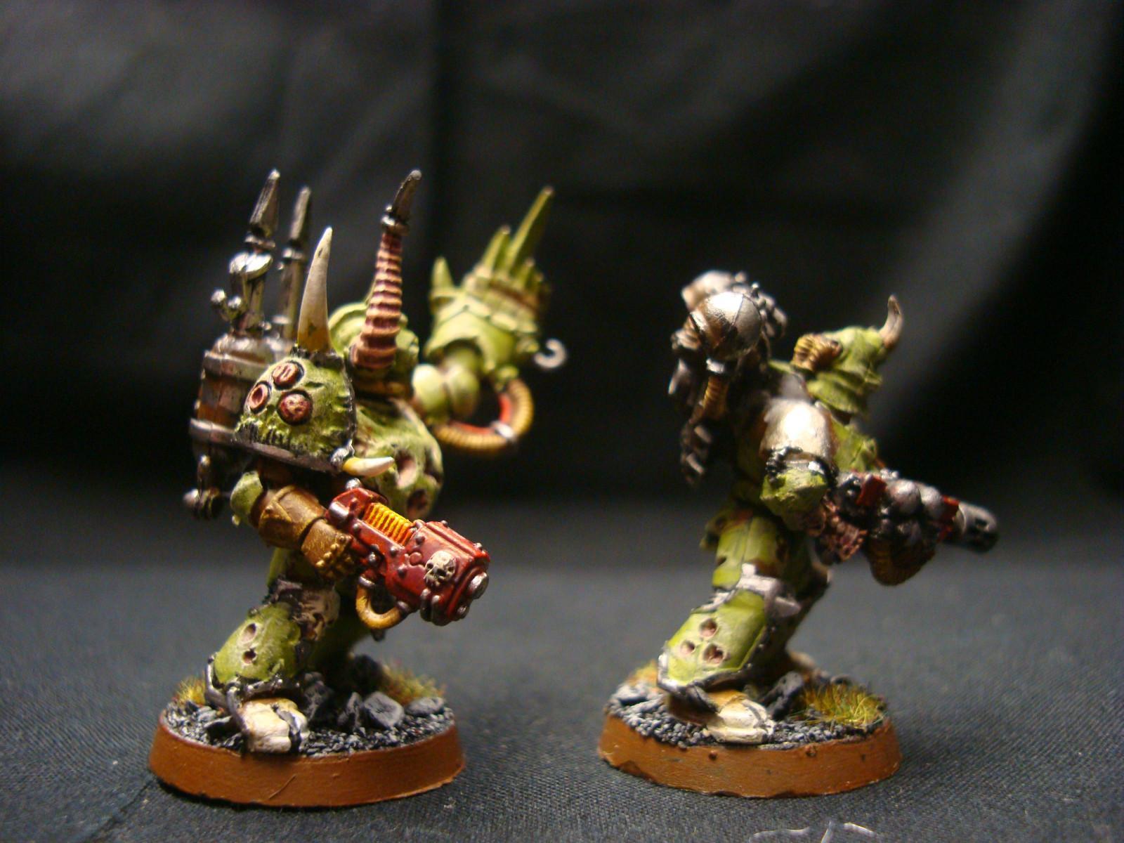 Death Guard, Nurgle, Warhammer 40,000