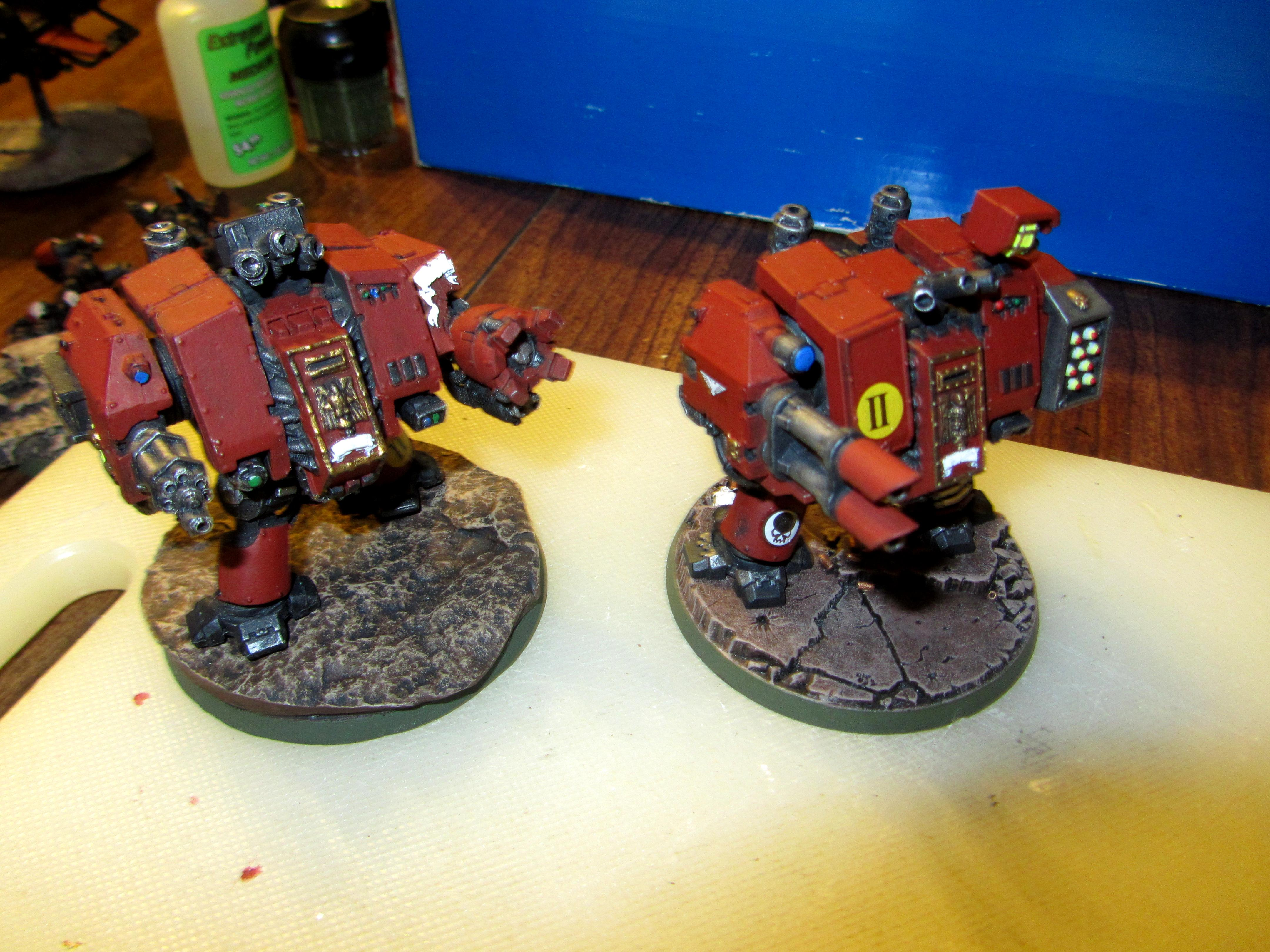 Dreadnought, Red Hunters