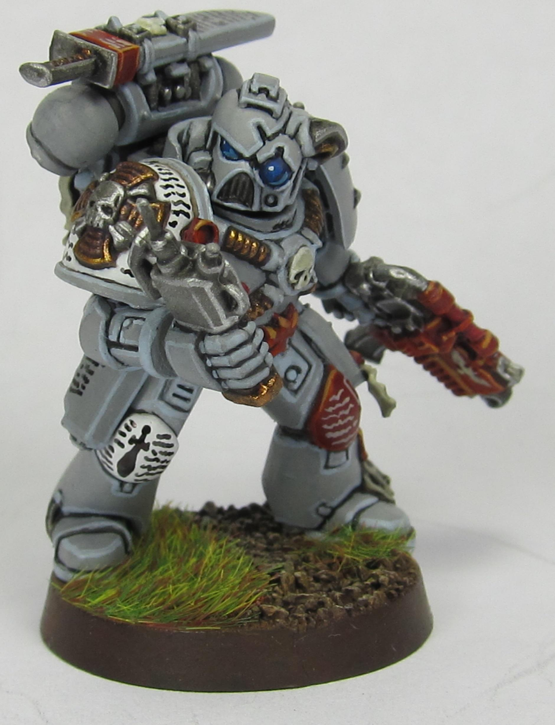 Apothecary, Space Marines, Warhammer 40,000