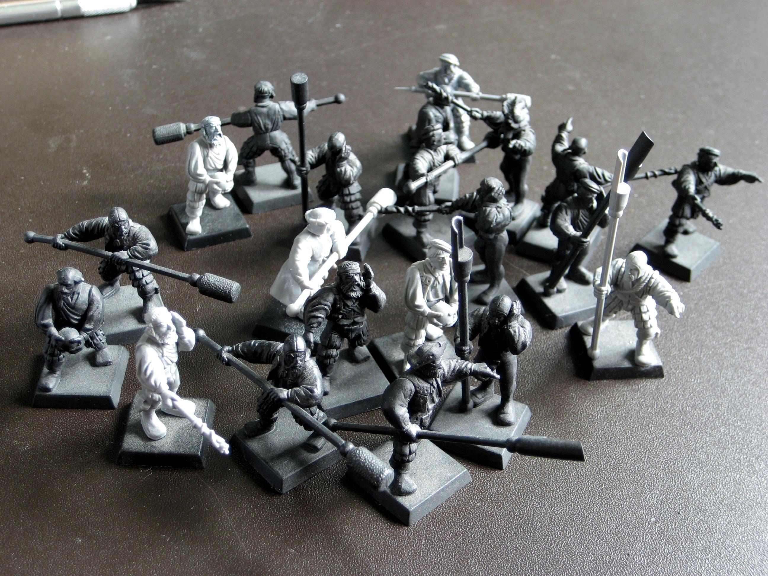 Warmachine Crew