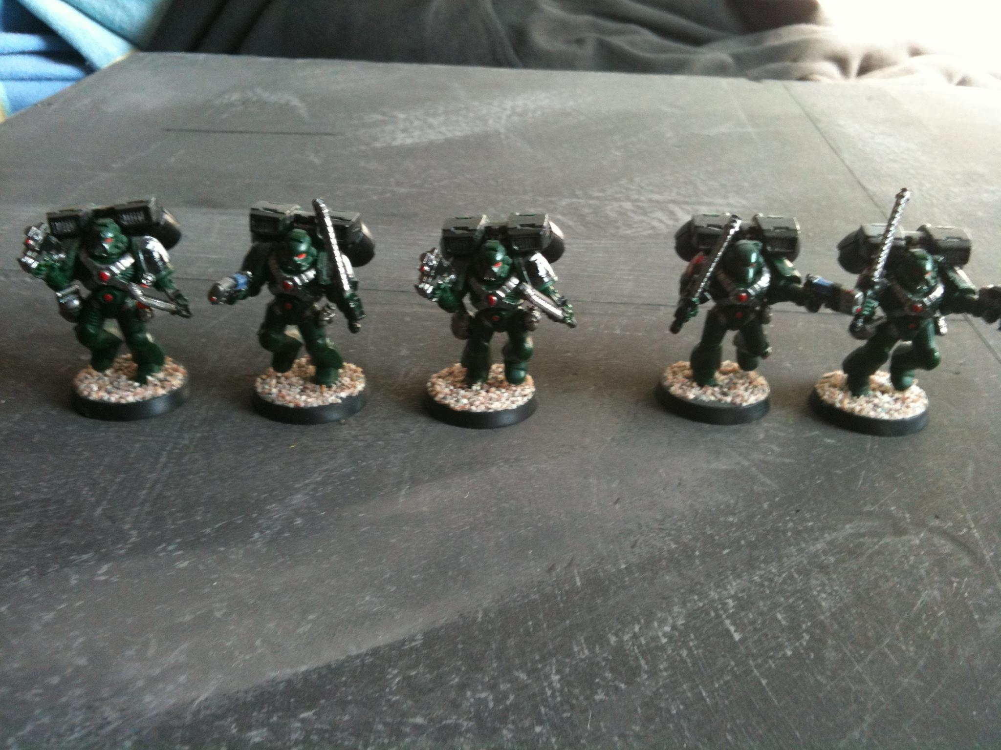 DA assault marines