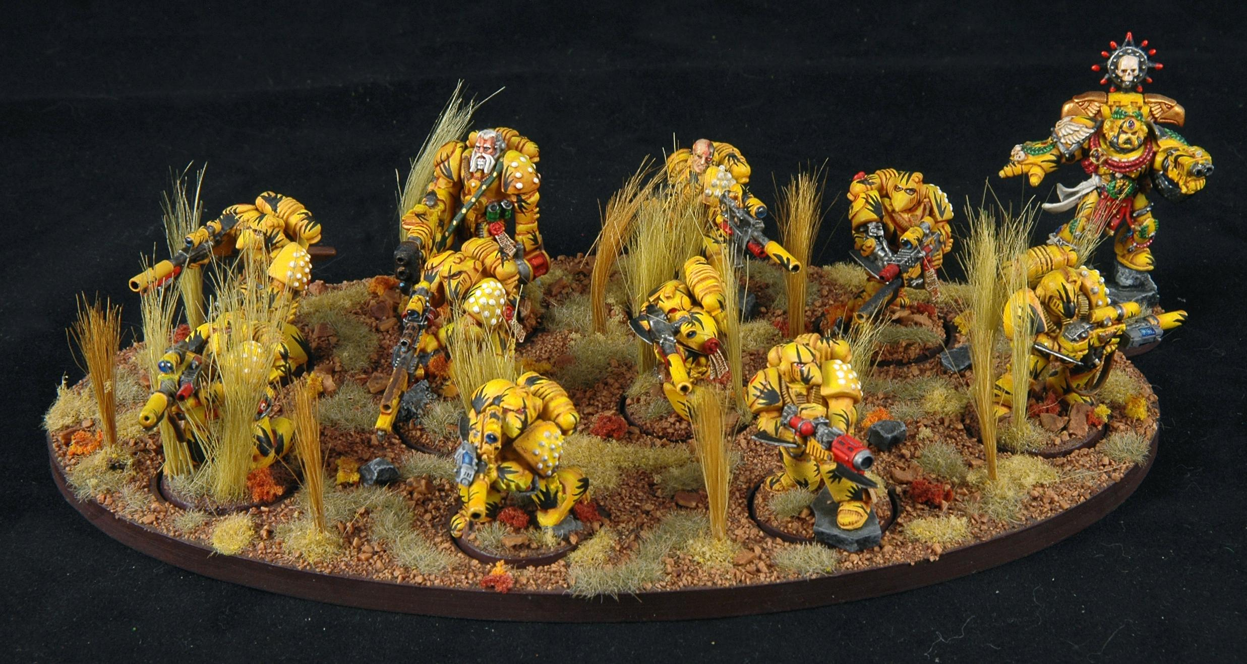 Mantis Warriors, Space Marines, Sternguard, Tranquility Snipers, Warhammer 40,000
