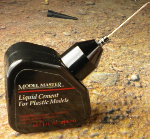 Glue, Model Master Liquid Cement