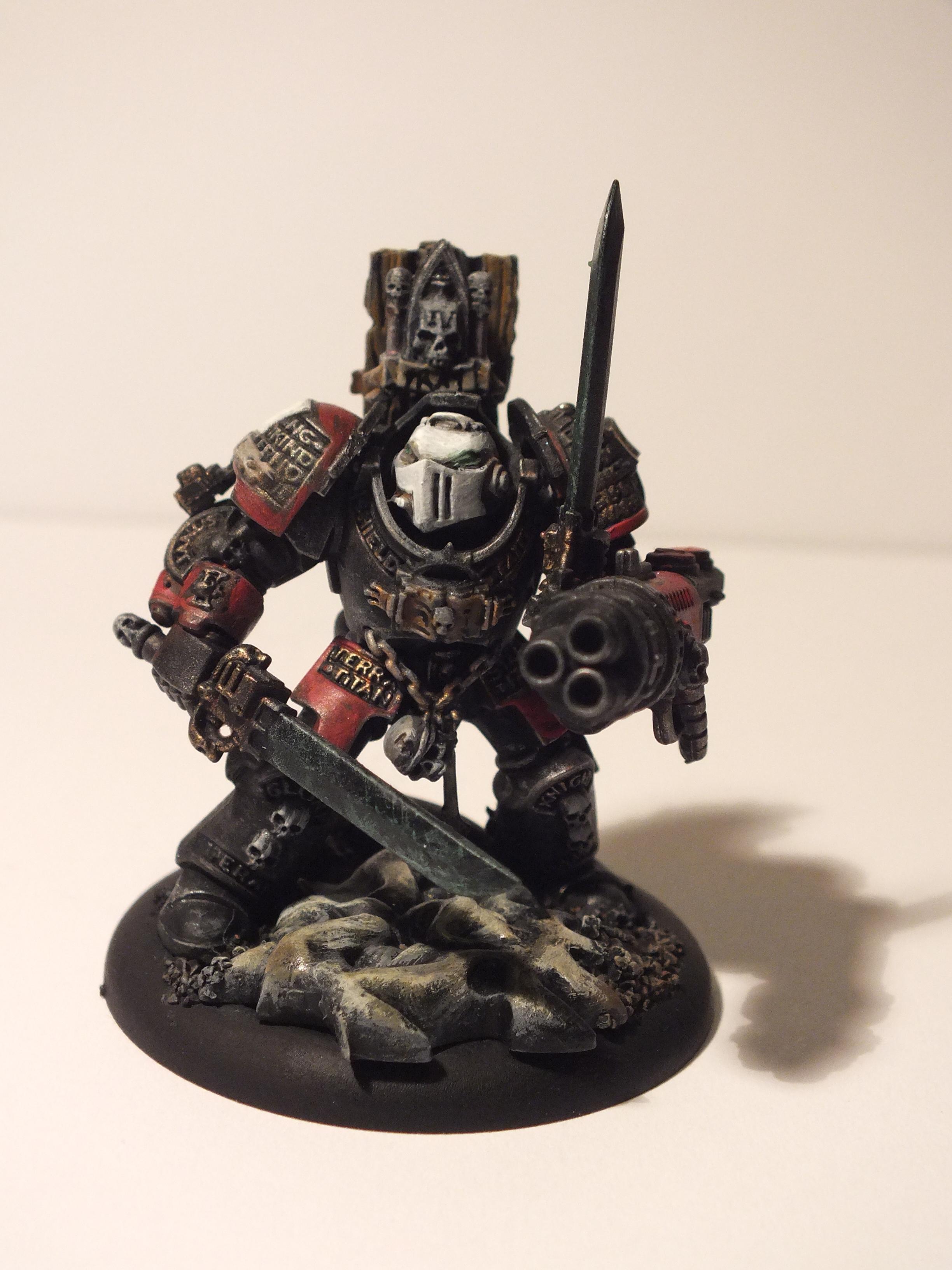 Gk, Grey Knights, Paladin