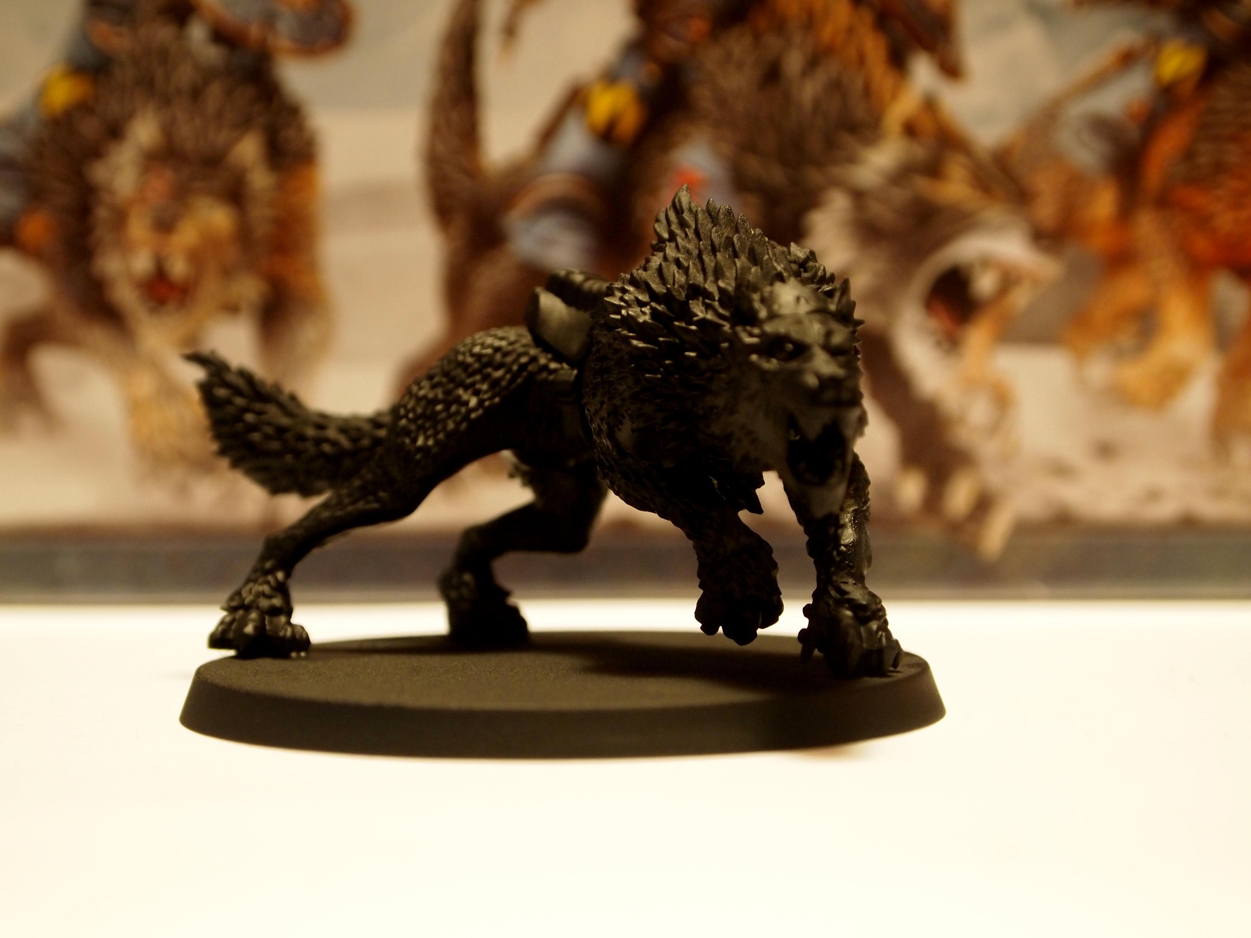 Space Wolves, Thunderwolves
