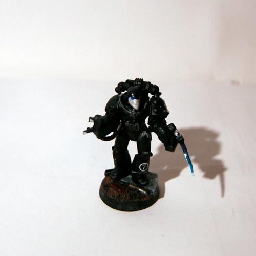 Command Squad, Lightning Claws, Raven Guard