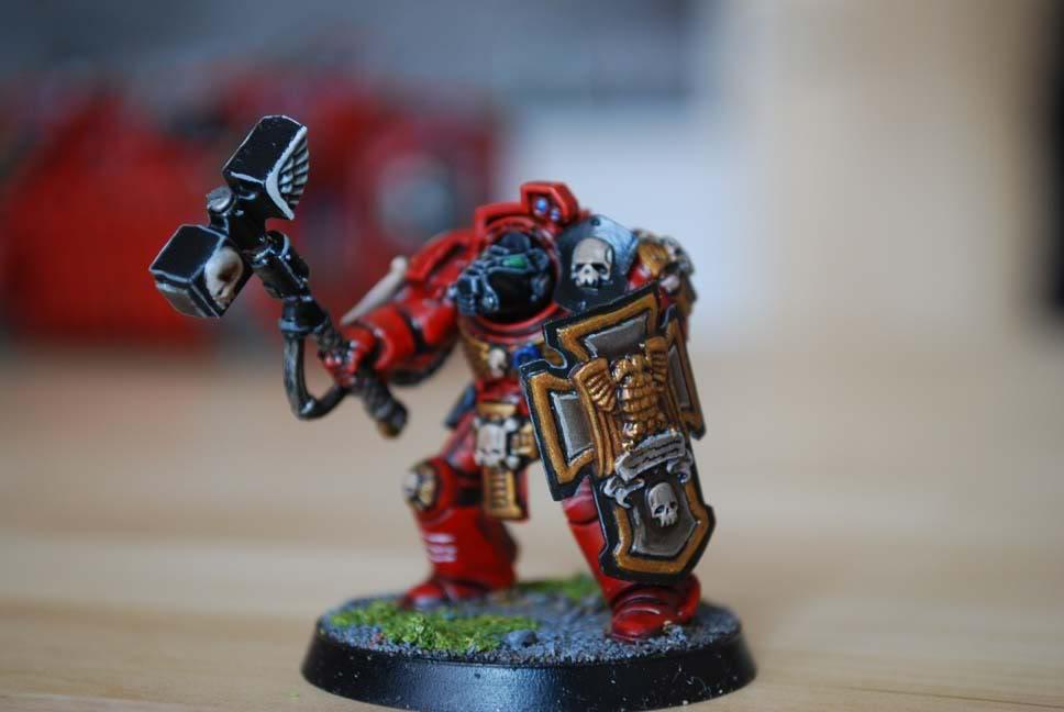 Exorcists, Space Marines, Terminator Armor