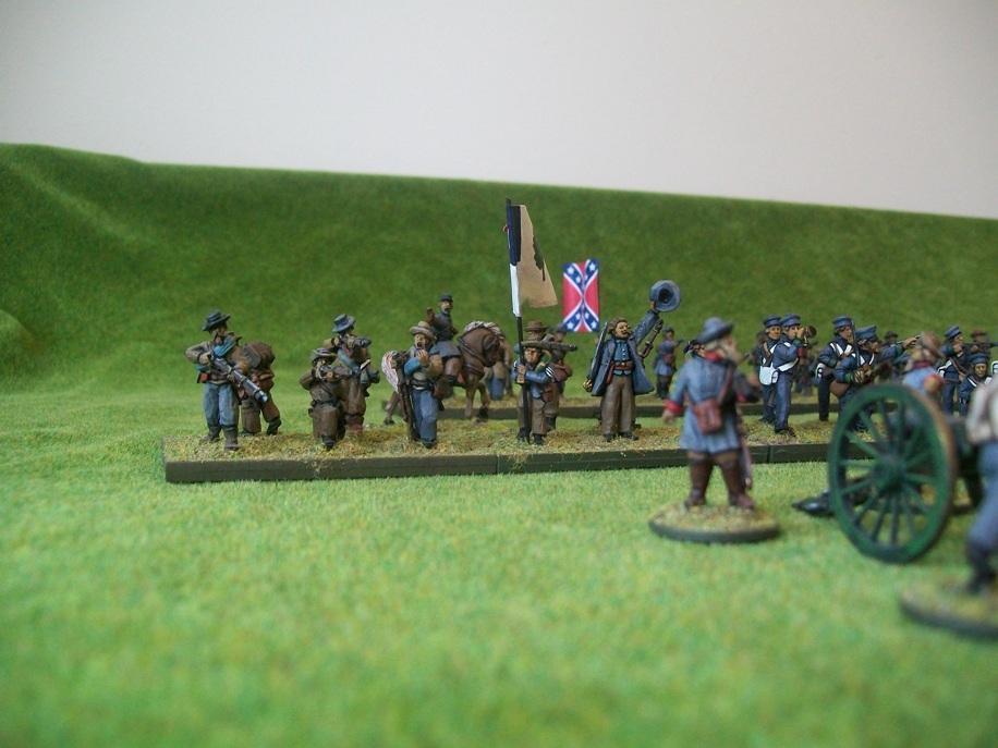 Civil War, Confederacy