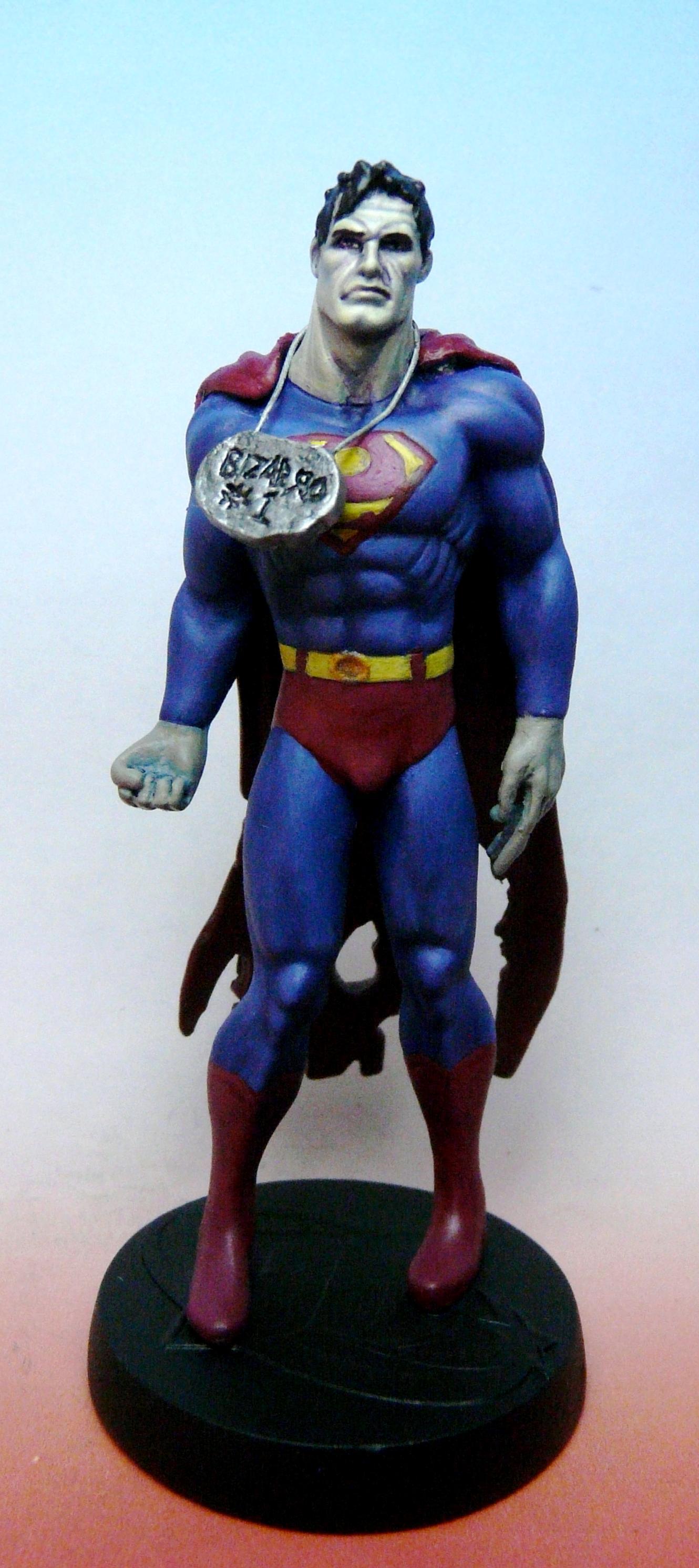 Bizarro, Comics, Dc, Superhero, Superman