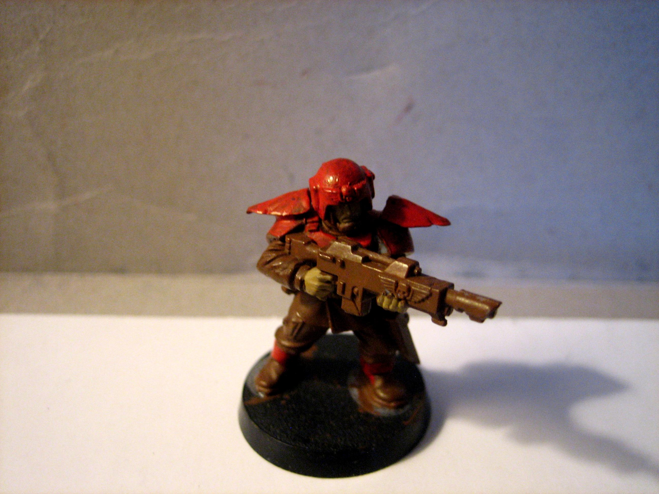 Imperial Guard, Painting