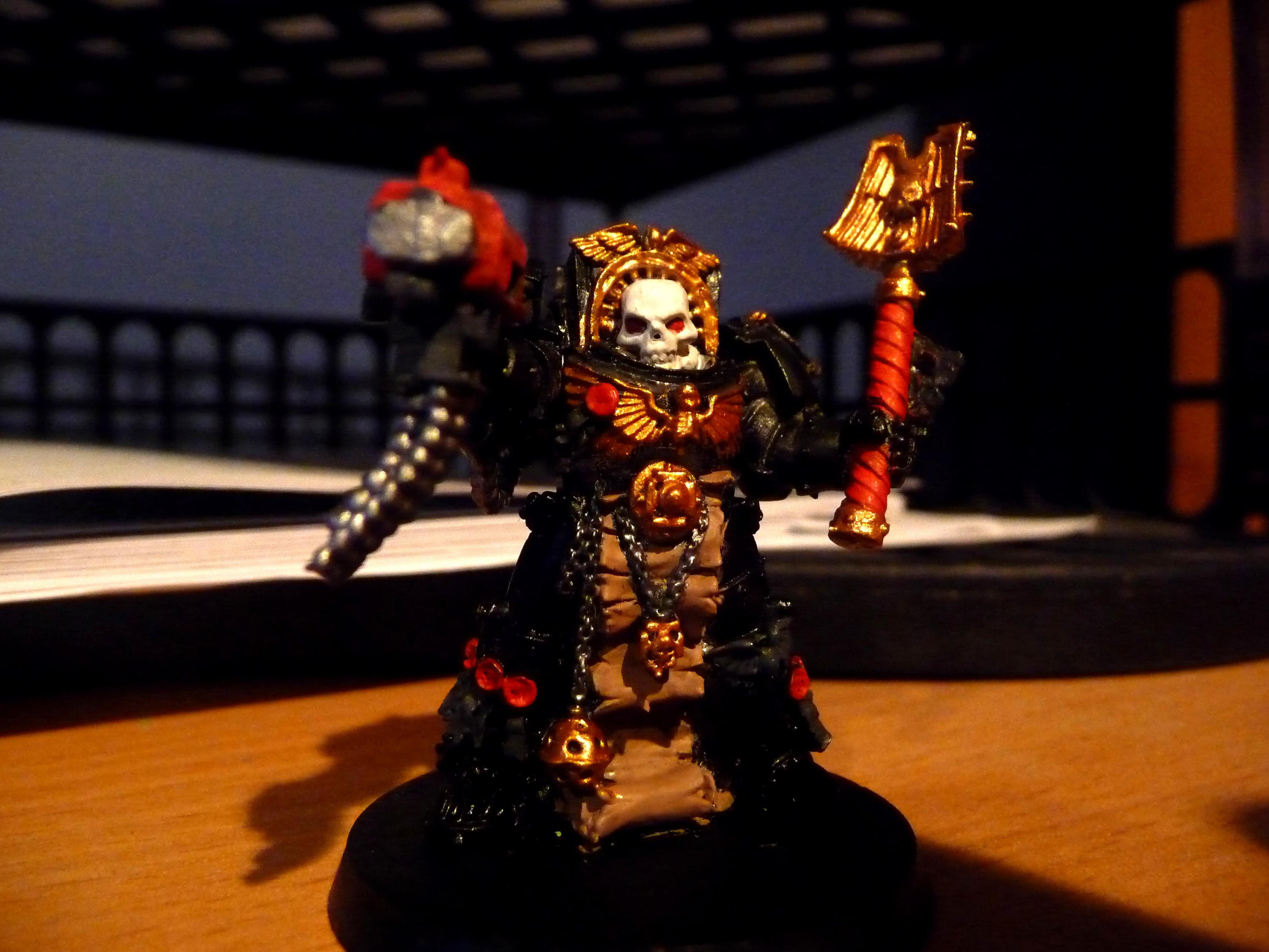 Brother Chaplain Carbian