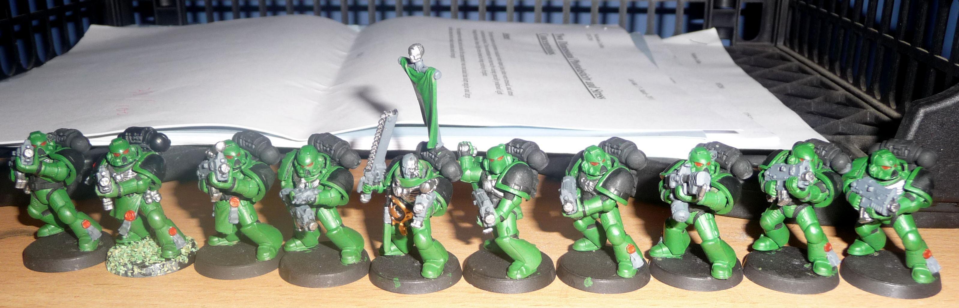 Tactical Squad Ewige
