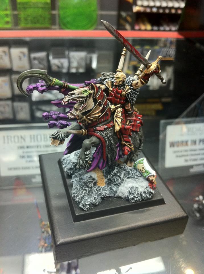 Lord, Vampire, Warhammer Fantasy
