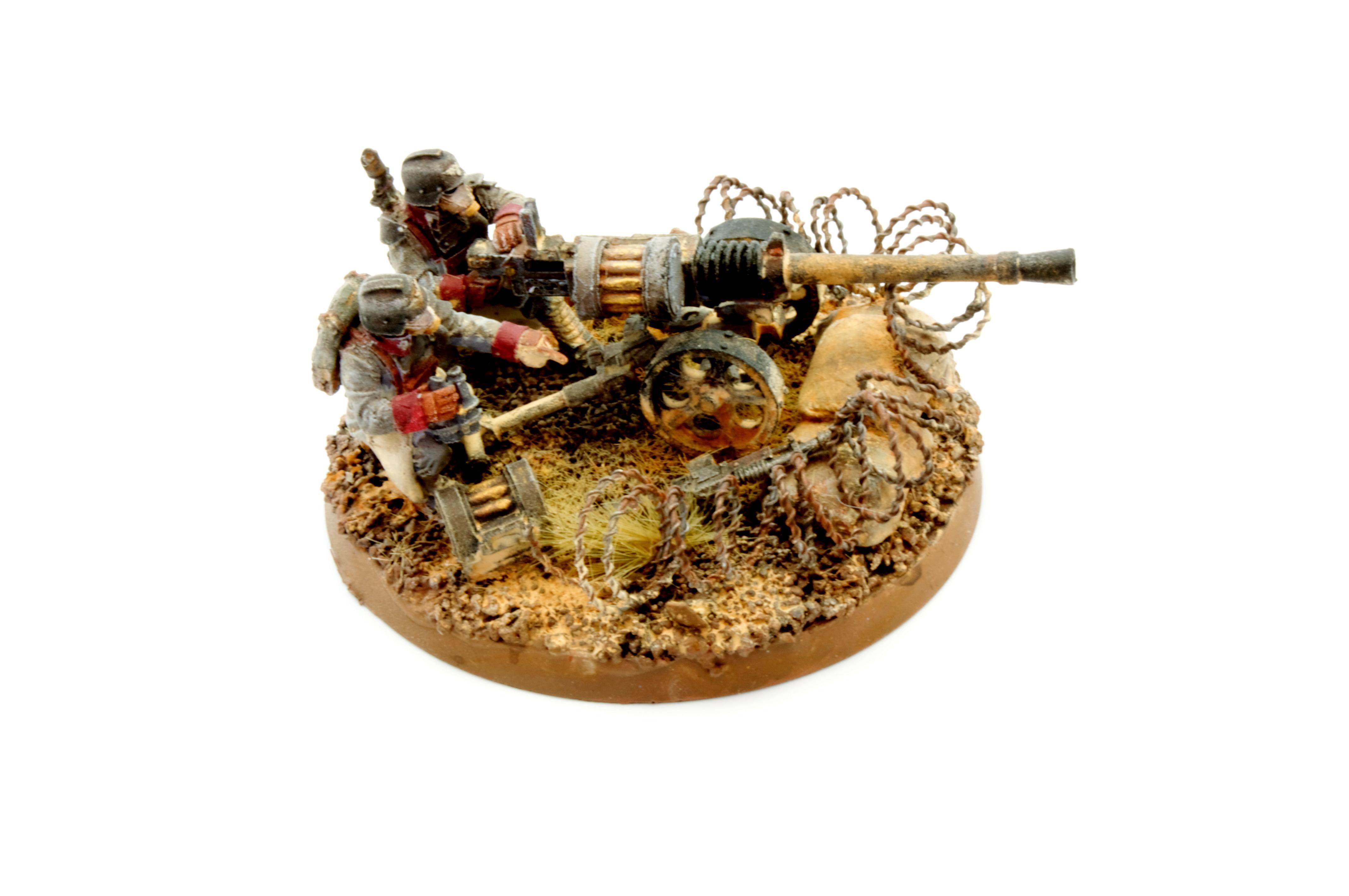 Autocannon, Death Korps of Krieg, Imperial Guard