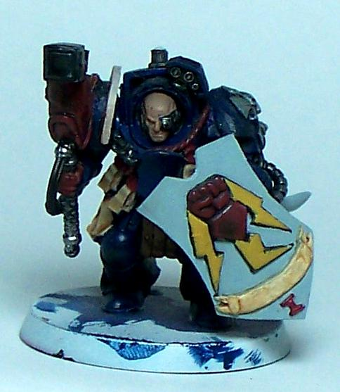 Crimson Fists, Lysander, Space Marines, Warhammer 40,000