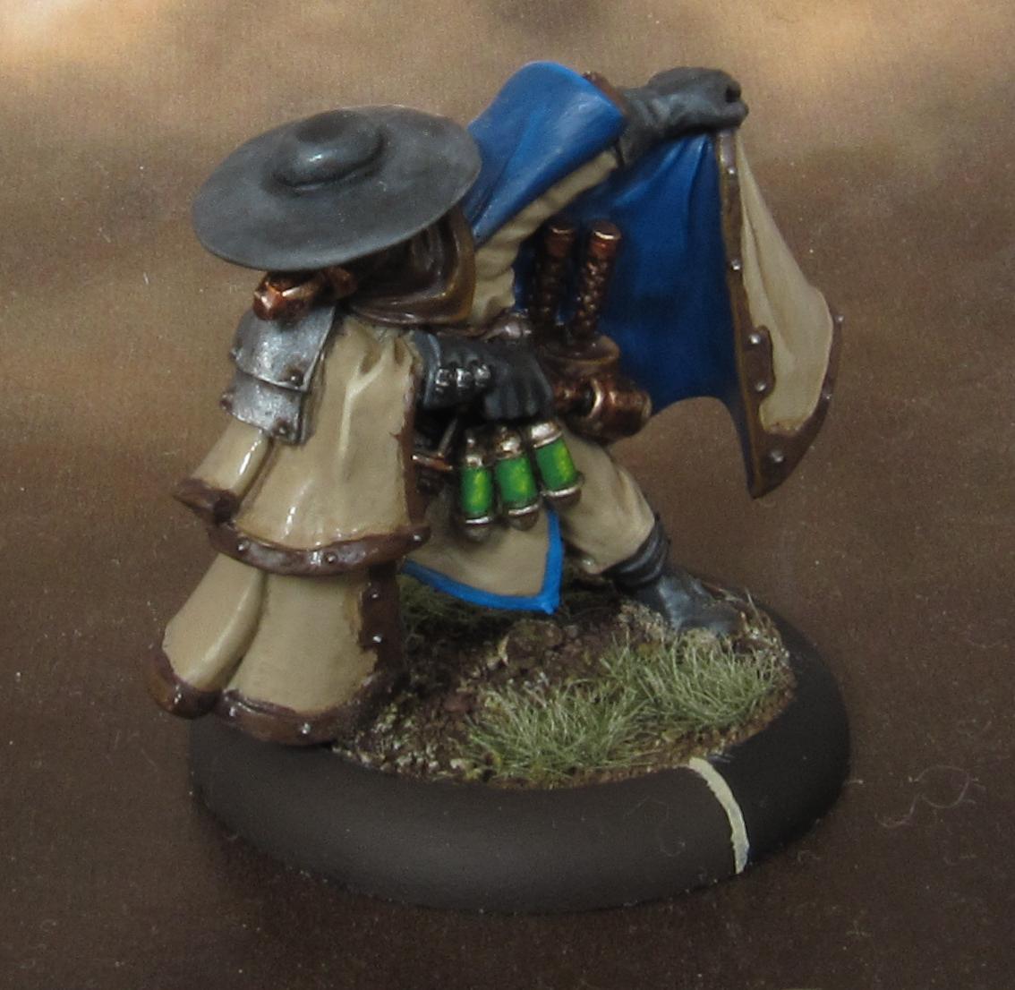 Mercenary, Privateer Press, Solo, Warmachine