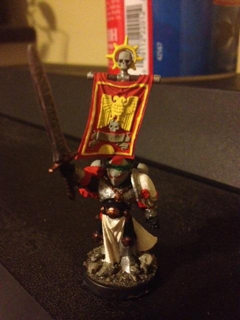 Champion, Space Marines, Templar