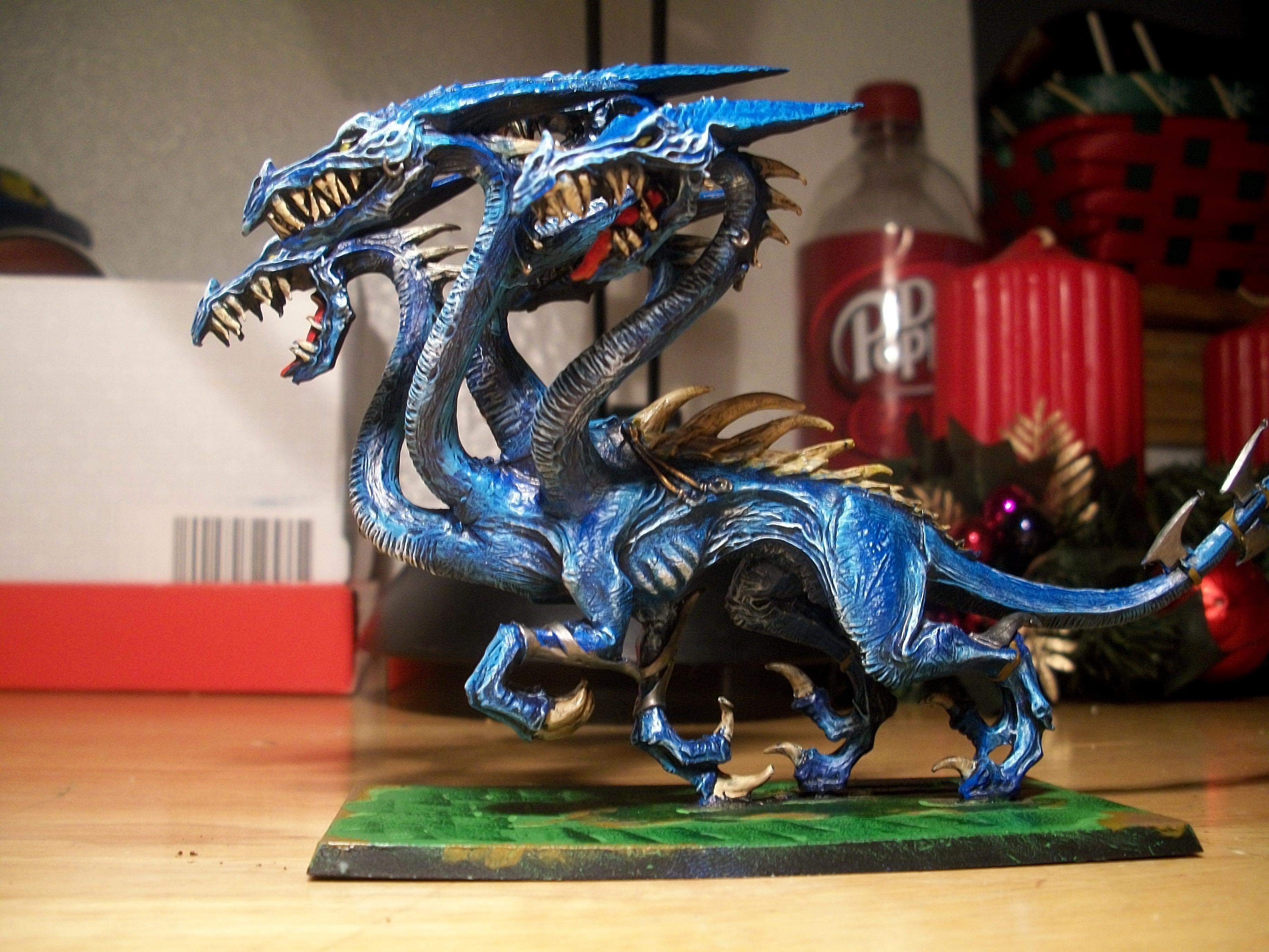 Dark Elves, Hydra, Warhammer Fantasy