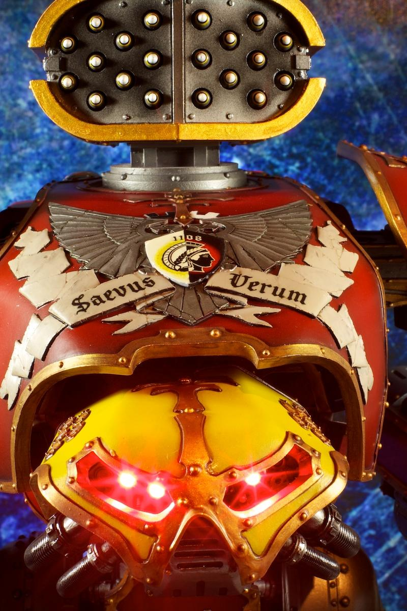Forge World, Reaver, Titan
