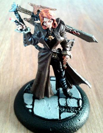Malifaux, Sonnia Criid, Witch Hunters