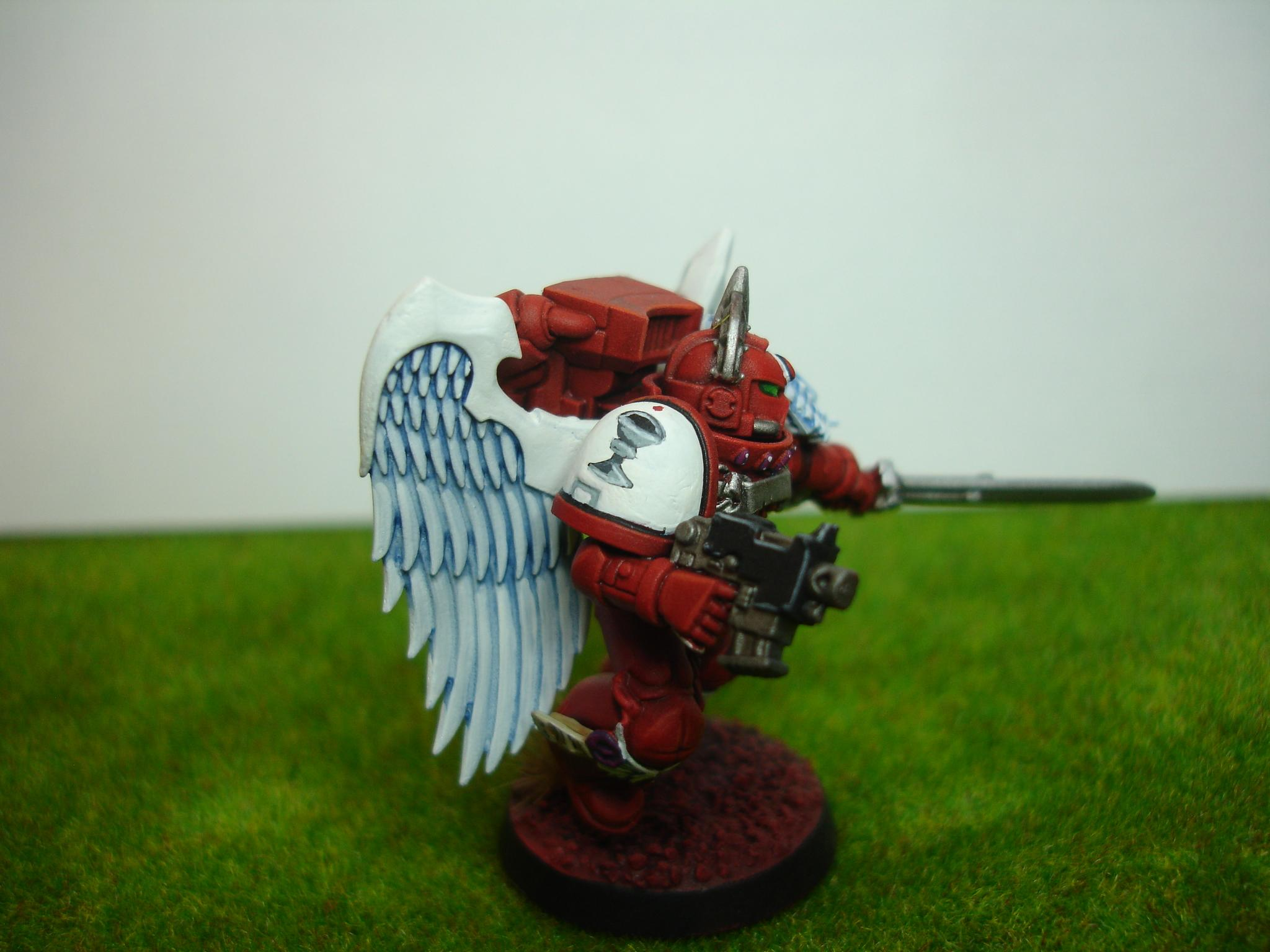 Assault Marines, Blood Angels