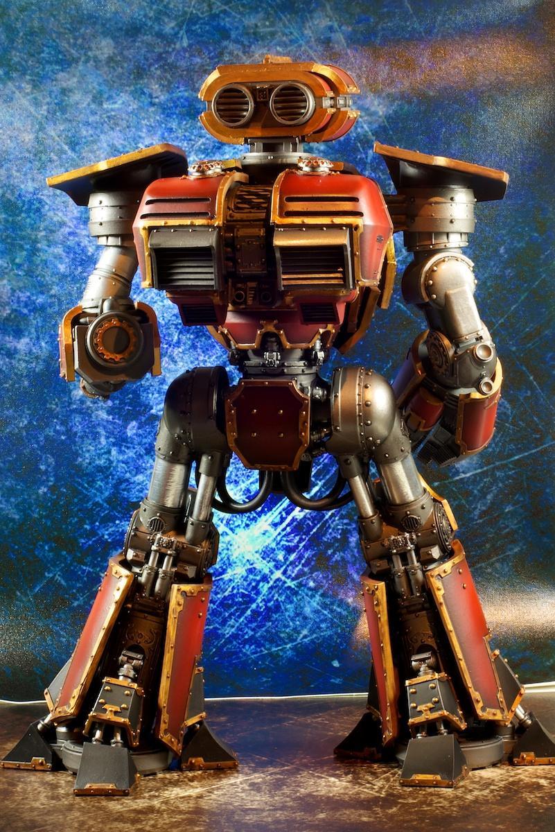 Forge World, Invictus, Reaver, Titan