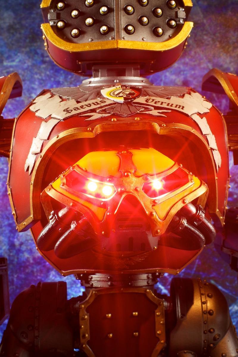 Forge World, Invectus, Reaver, Titan