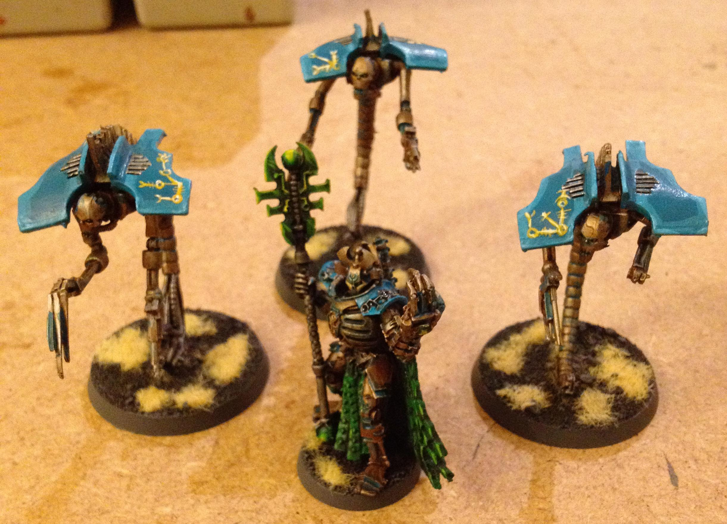Imotekh, Lord, Necrons, Overlord, Stormlord, Wraiths