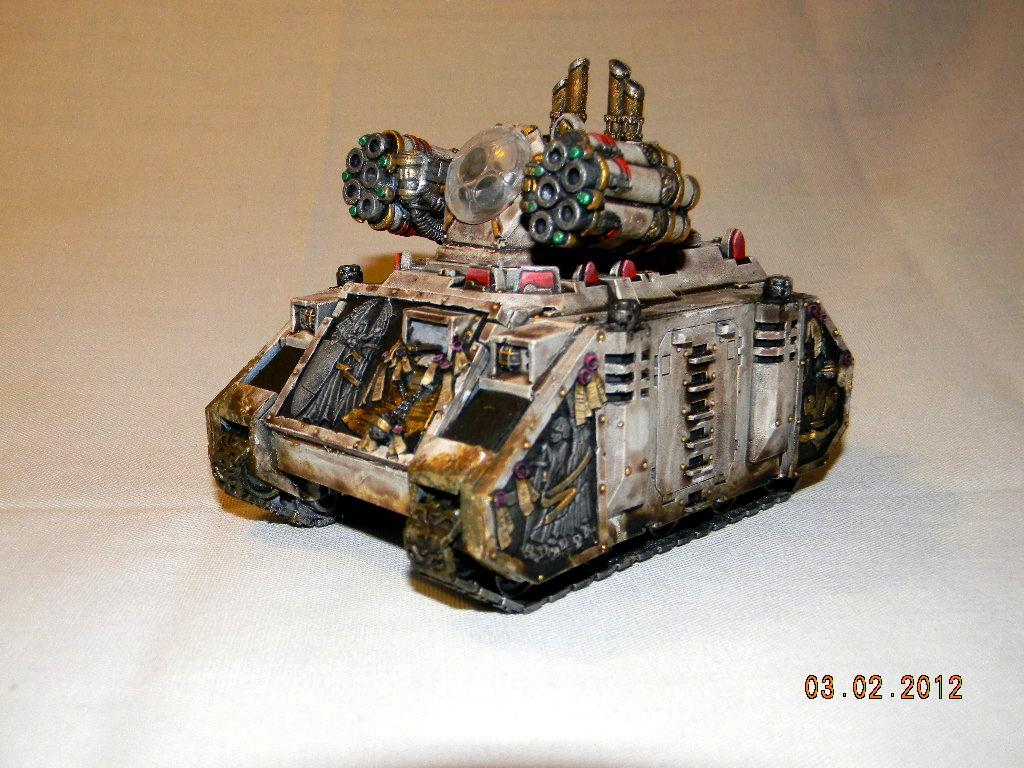 Sisters Of Battle, Tank, Warhammer 40,000