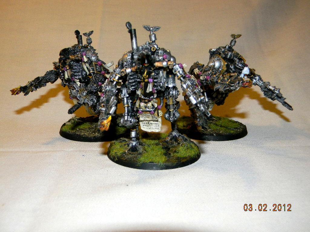 Sisters Of Battle, Warhammer 40,000